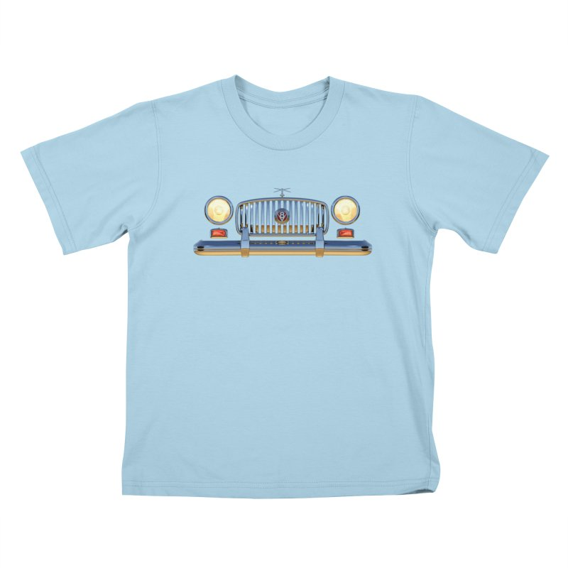 Frontend Grill 1 Kids T-Shirt by richgrote's Shop