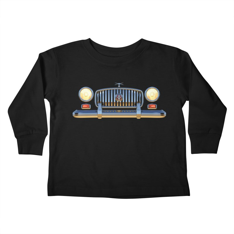 Frontend Grill 1 Kids Toddler Longsleeve T-Shirt by richgrote's Shop
