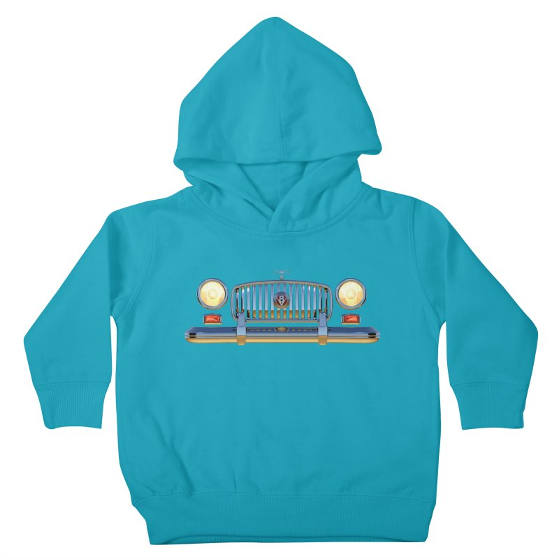 Frontend Grill 1 Kids Toddler Pullover Hoody by richgrote's Shop