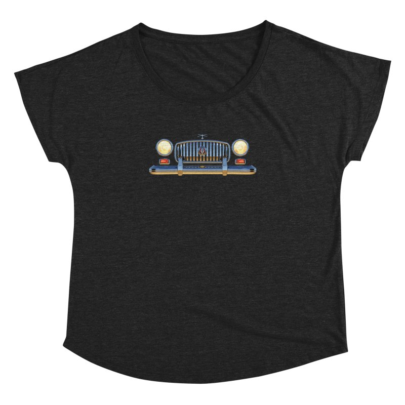 Frontend Grill 1 Women's Dolman by richgrote's Shop