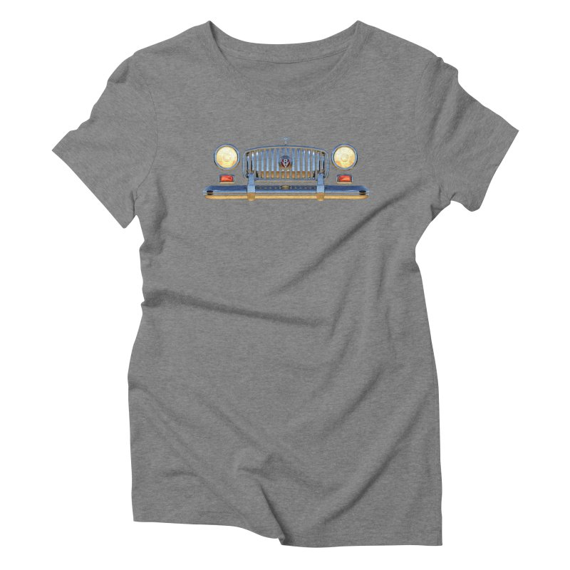 Frontend Grill 1 Women's Triblend T-shirt by richgrote's Shop