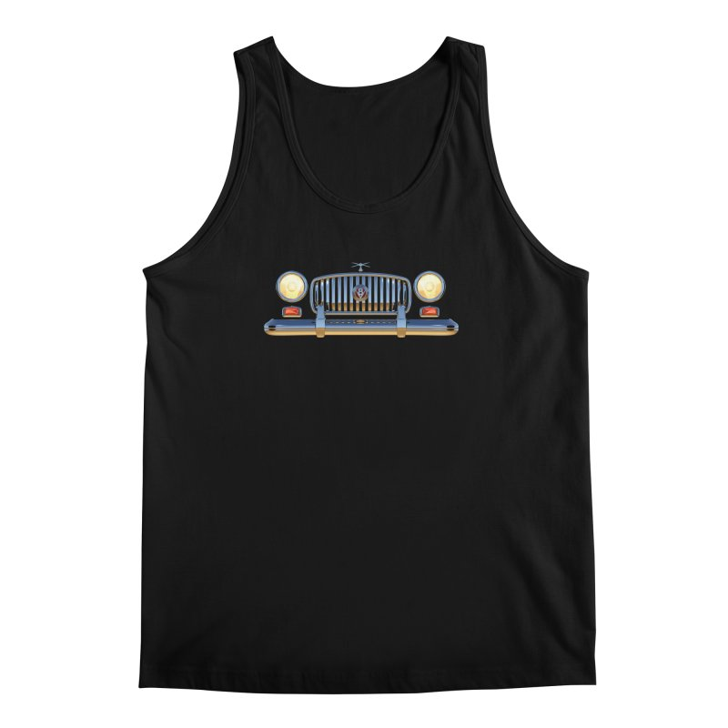 Frontend Grill 1 Men's Tank by richgrote's Shop