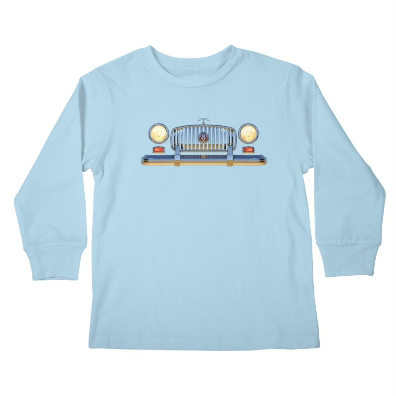 Frontend Grill 1 Kids Longsleeve T-Shirt by richgrote's Shop