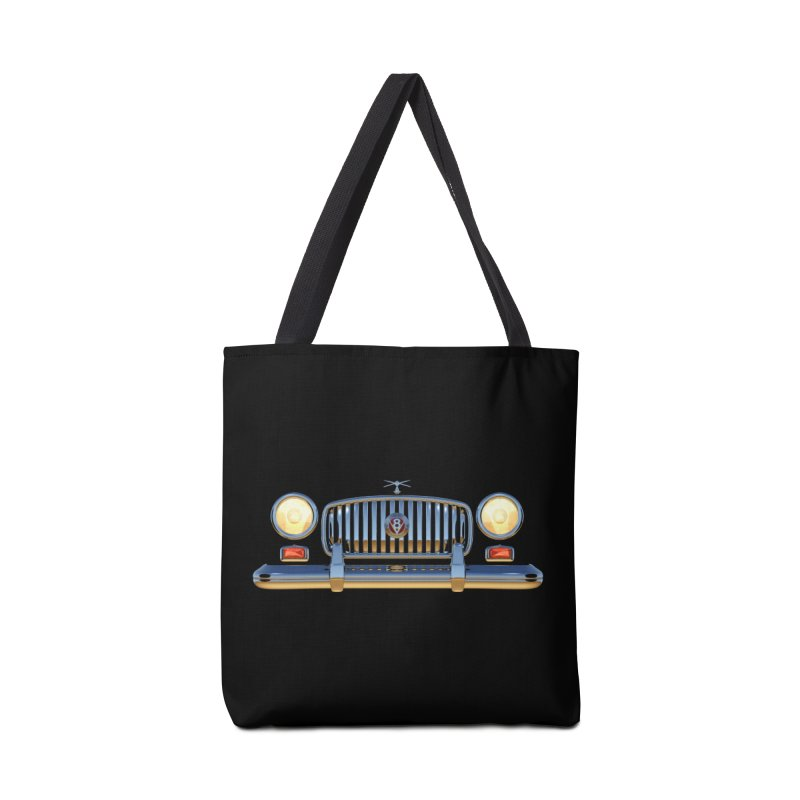 Frontend Grill 1 Accessories Bag by richgrote's Shop