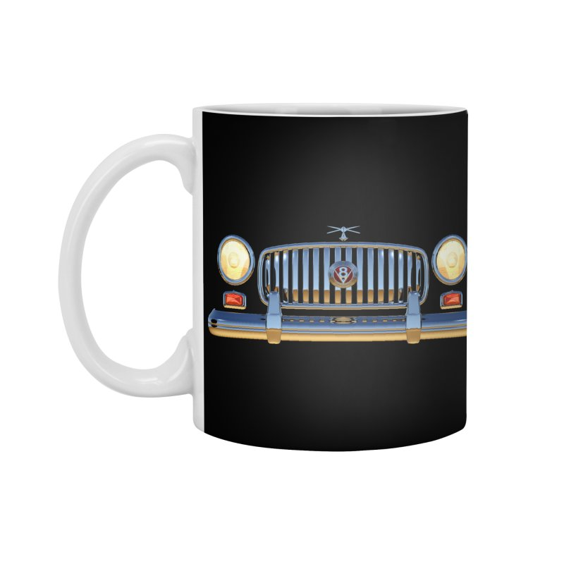 Frontend Grill 1 Accessories Mug by richgrote's Shop