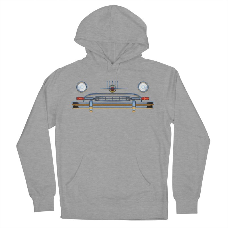 Frontend Grill 2 Men's Pullover Hoody by richgrote's Shop