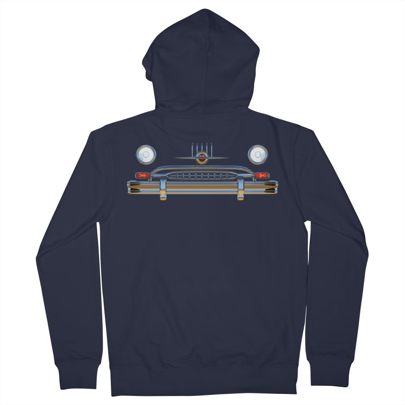 Frontend Grill 2 Men's Zip-Up Hoody by richgrote's Shop