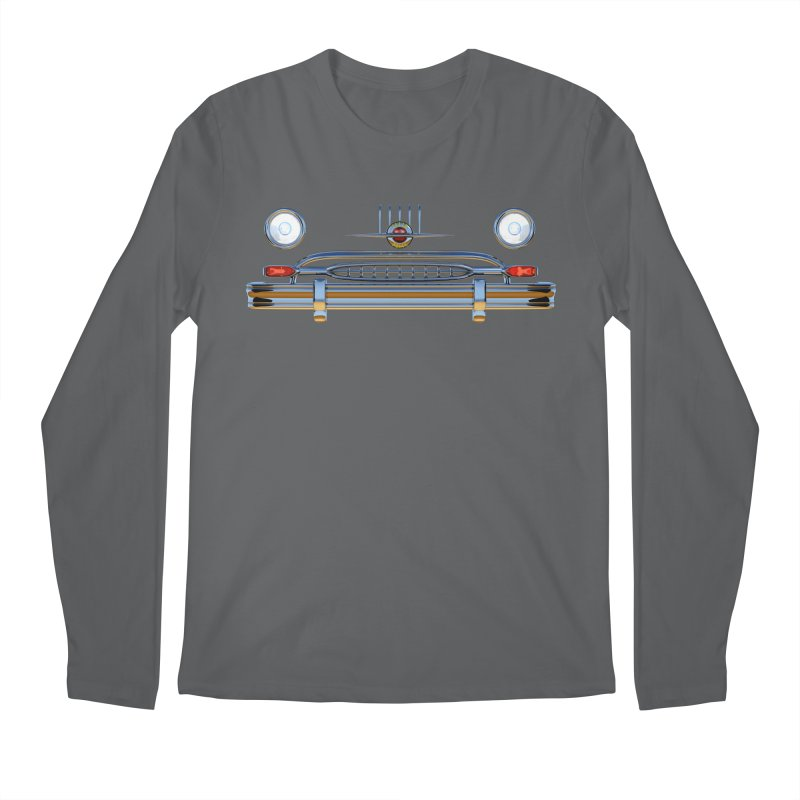 Frontend Grill 2 Men's Regular Longsleeve T-Shirt by richgrote's Shop