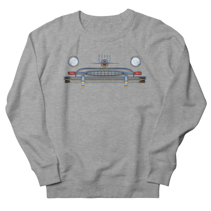Frontend Grill 2 Men's French Terry Sweatshirt by richgrote's Shop