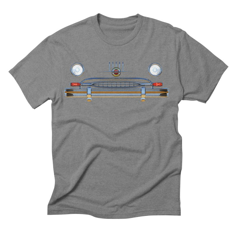 Frontend Grill 2 Men's Triblend T-shirt by richgrote's Shop