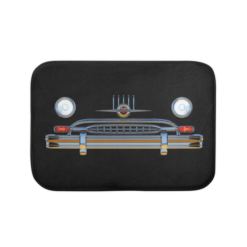 Frontend Grill 2 Home Bath Mat by richgrote's Shop