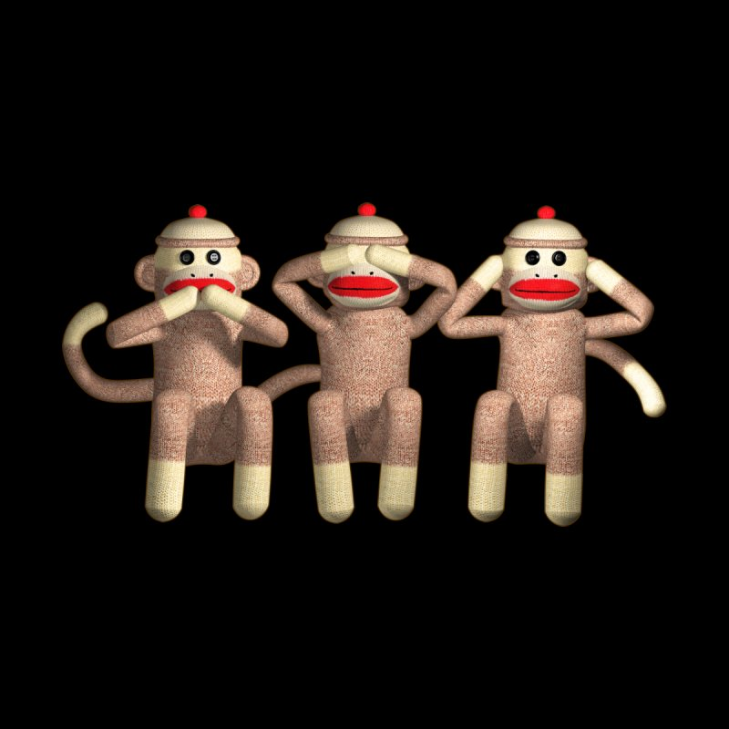 Sock Monkies SSH None  by richgrote's Shop