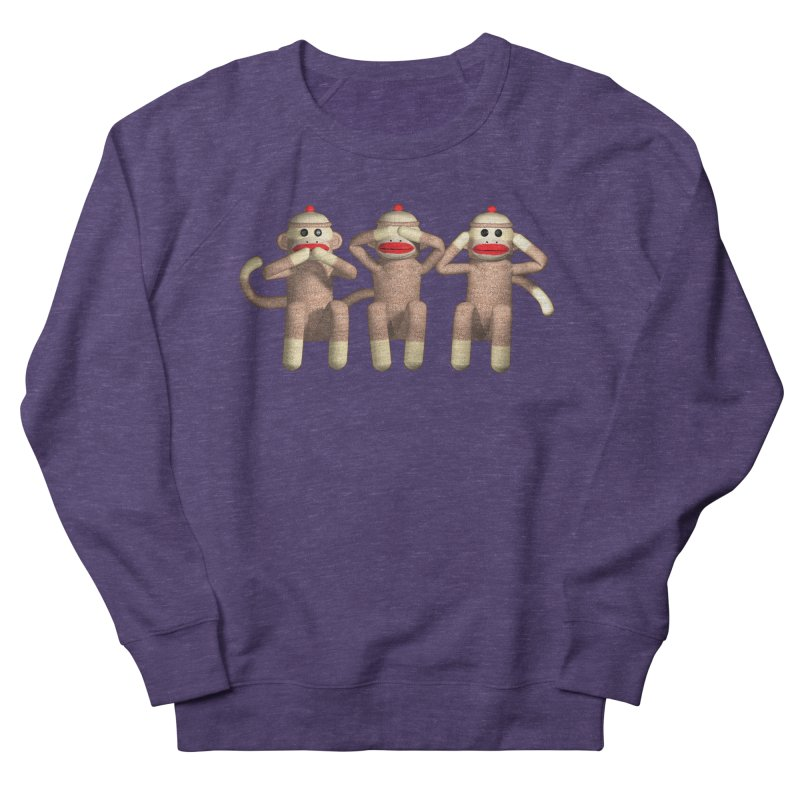 Sock Monkies SSH Men's Sweatshirt by richgrote's Shop
