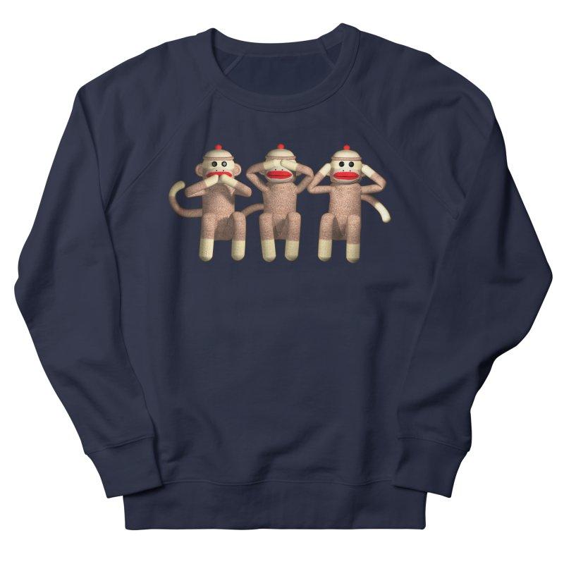 Sock Monkies SSH Men's Sweatshirt by richgrote's Shop