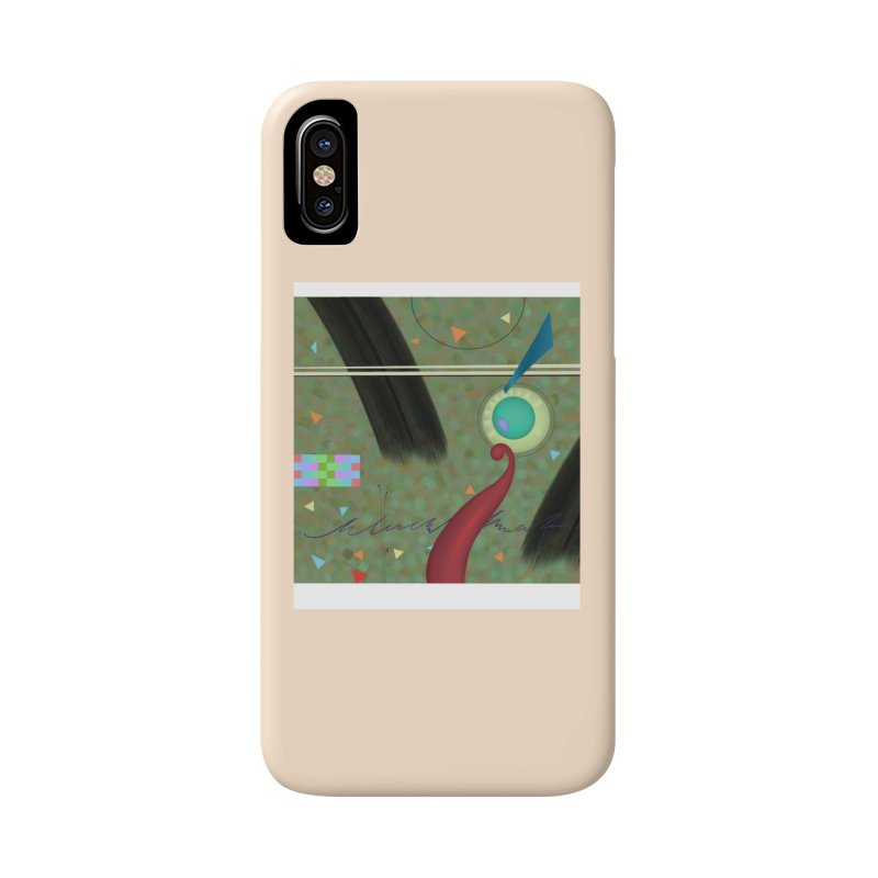 Dancing Clowns 24 Accessories Phone Case by richgrote's Shop