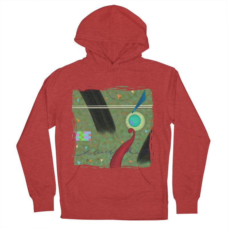 Dancing Clowns 24 Women's Pullover Hoody by richgrote's Shop