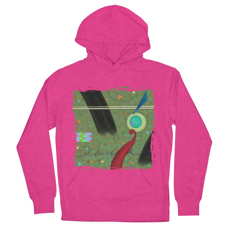 Dancing Clowns 24 Women's French Terry Pullover Hoody by richgrote's Shop