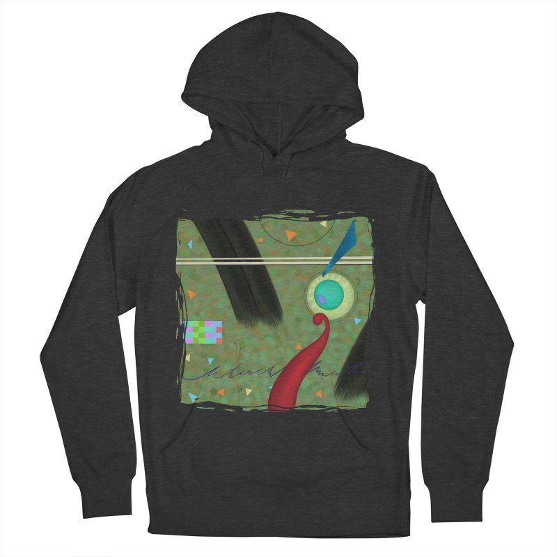 Dancing Clowns 24 Men's Pullover Hoody by richgrote's Shop
