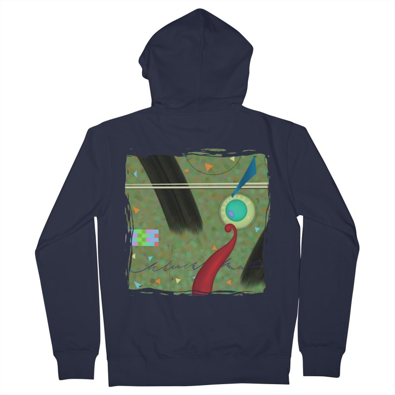 Dancing Clowns 24 Women's Zip-Up Hoody by richgrote's Shop