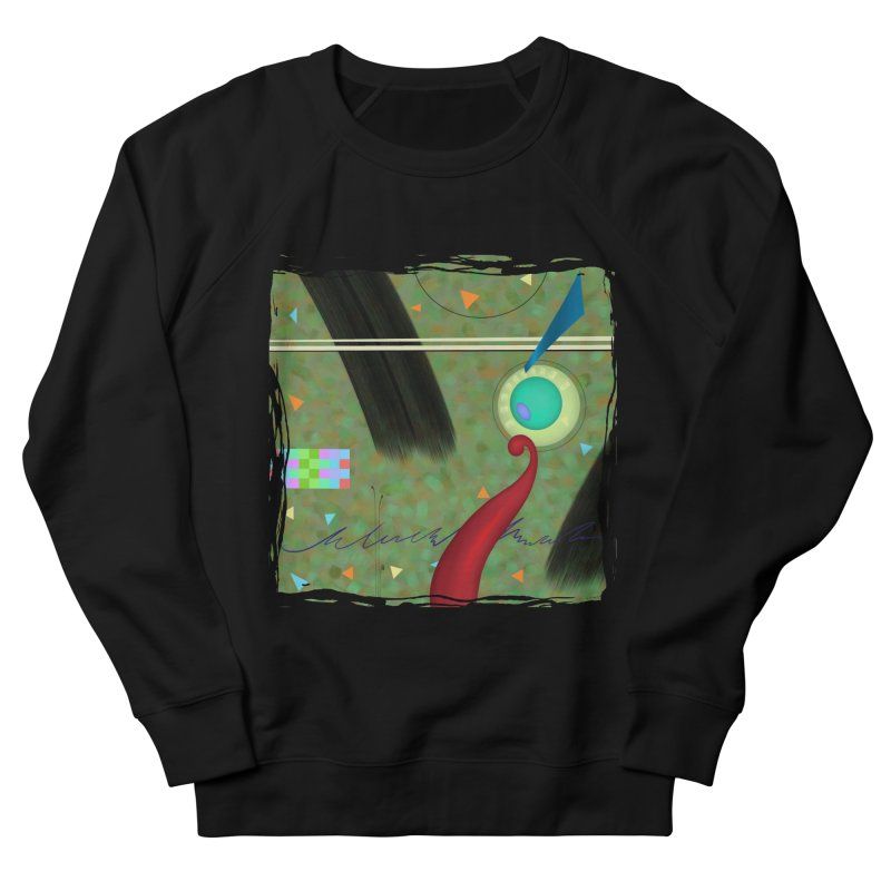 Dancing Clowns 24 Men's French Terry Sweatshirt by richgrote's Shop