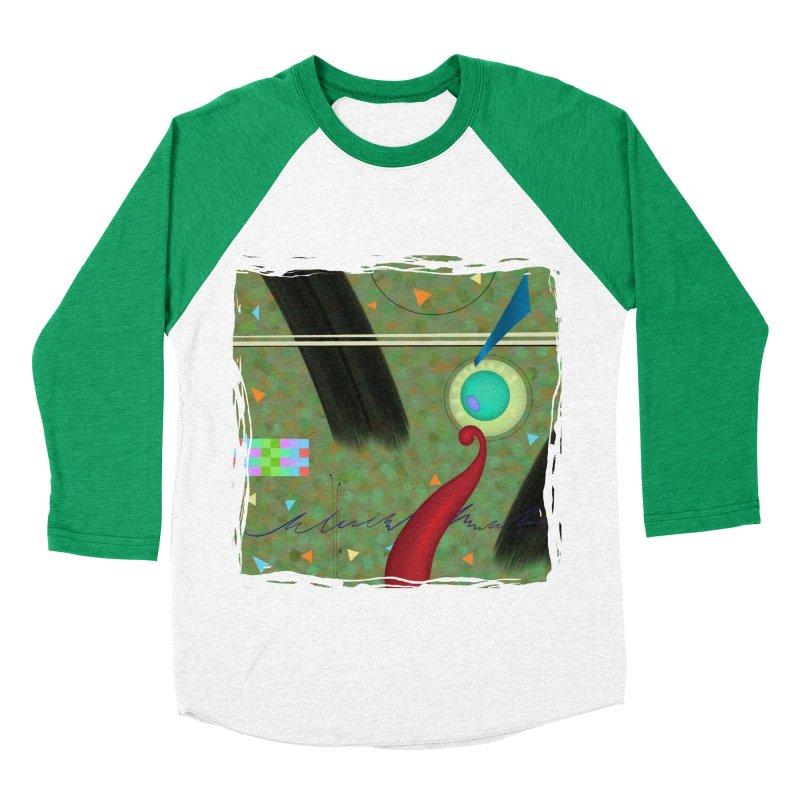Dancing Clowns 24 Women's Baseball Triblend T-Shirt by richgrote's Shop