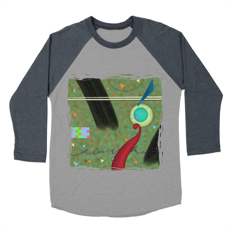Dancing Clowns 24 Men's Baseball Triblend T-Shirt by richgrote's Shop