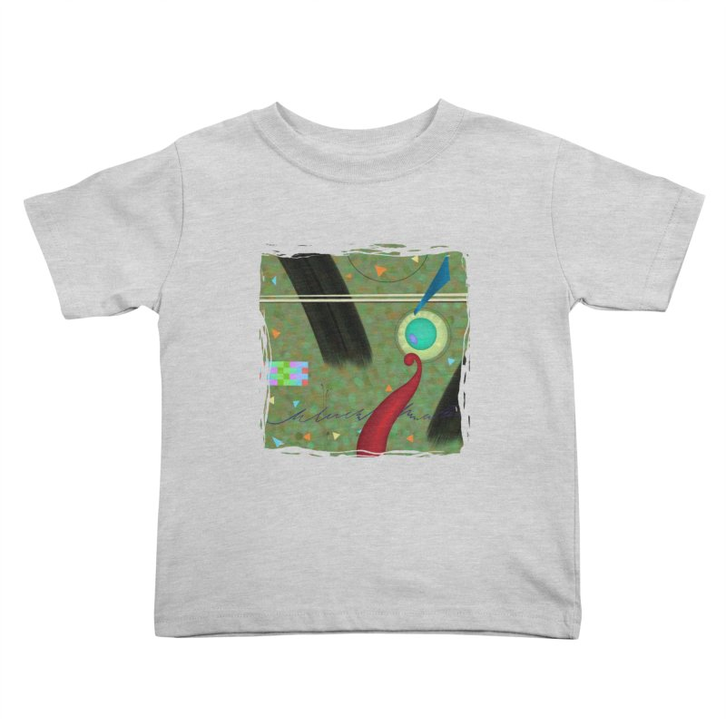 Dancing Clowns 24 Kids Toddler T-Shirt by richgrote's Shop