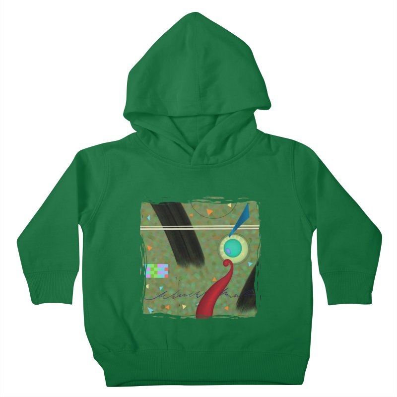 Dancing Clowns 24 Kids Toddler Pullover Hoody by richgrote's Shop