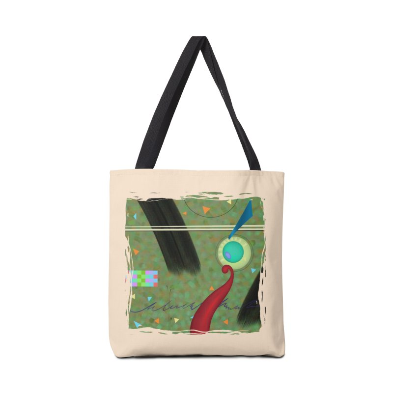 Dancing Clowns 24 Accessories Bag by richgrote's Shop