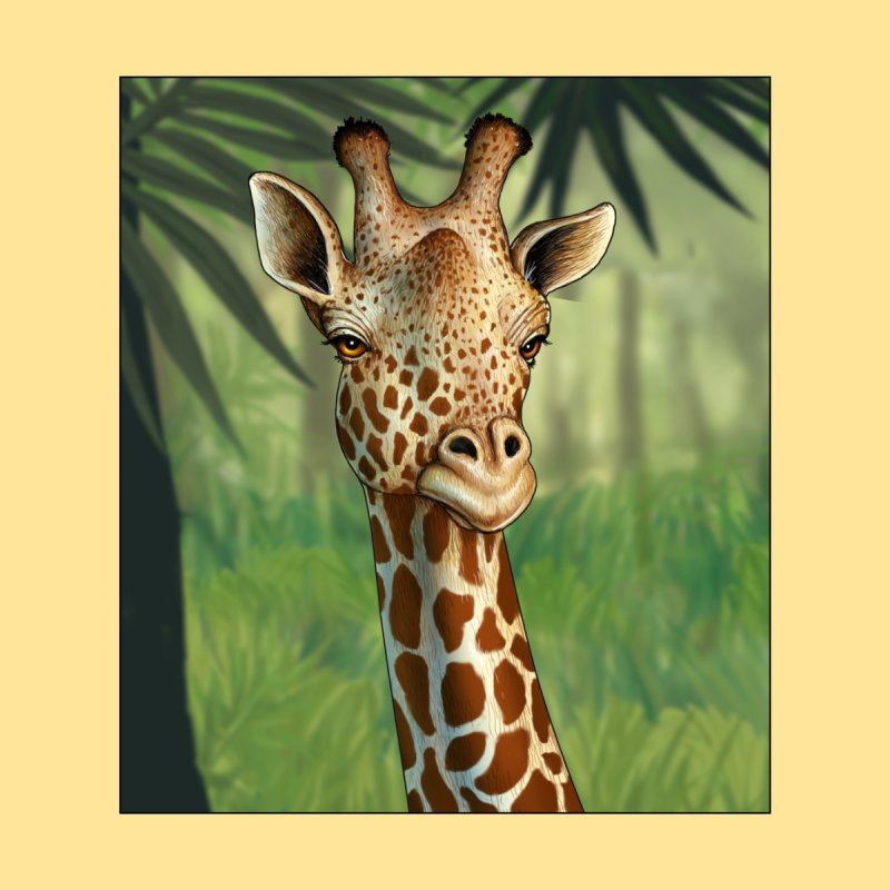 giraffe by richgrote's Shop