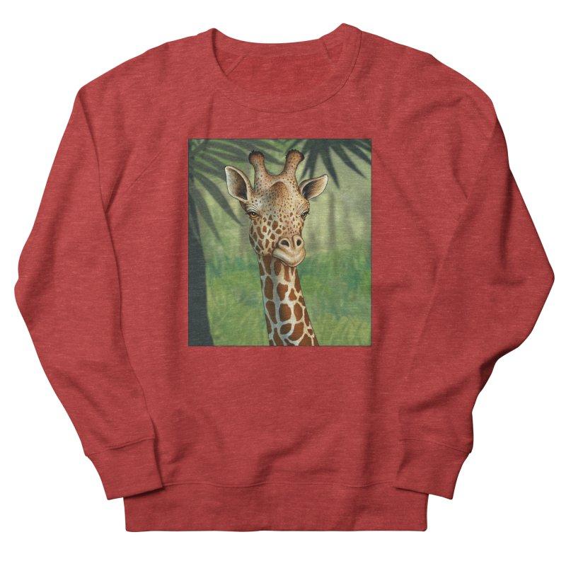 giraffe Women's French Terry Sweatshirt by richgrote's Shop