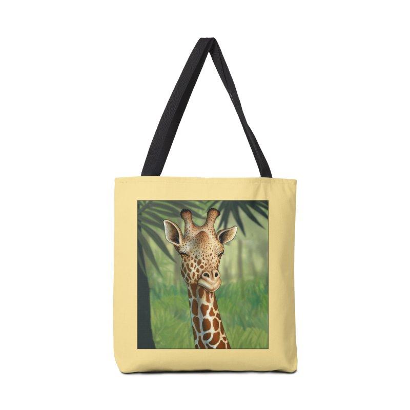 giraffe Accessories Bag by richgrote's Shop