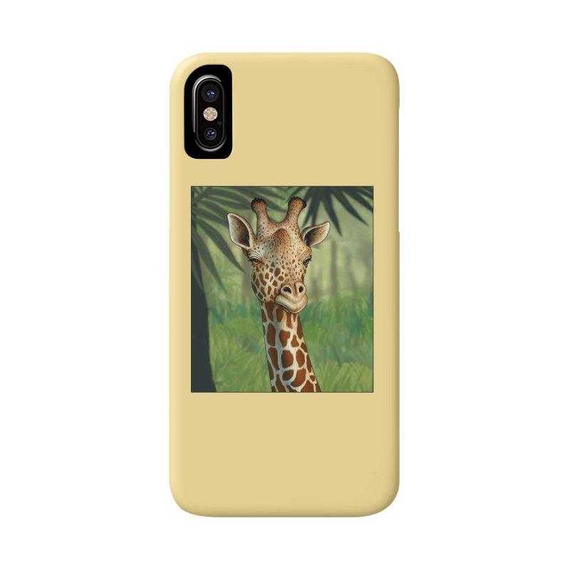 giraffe Accessories Phone Case by richgrote's Shop