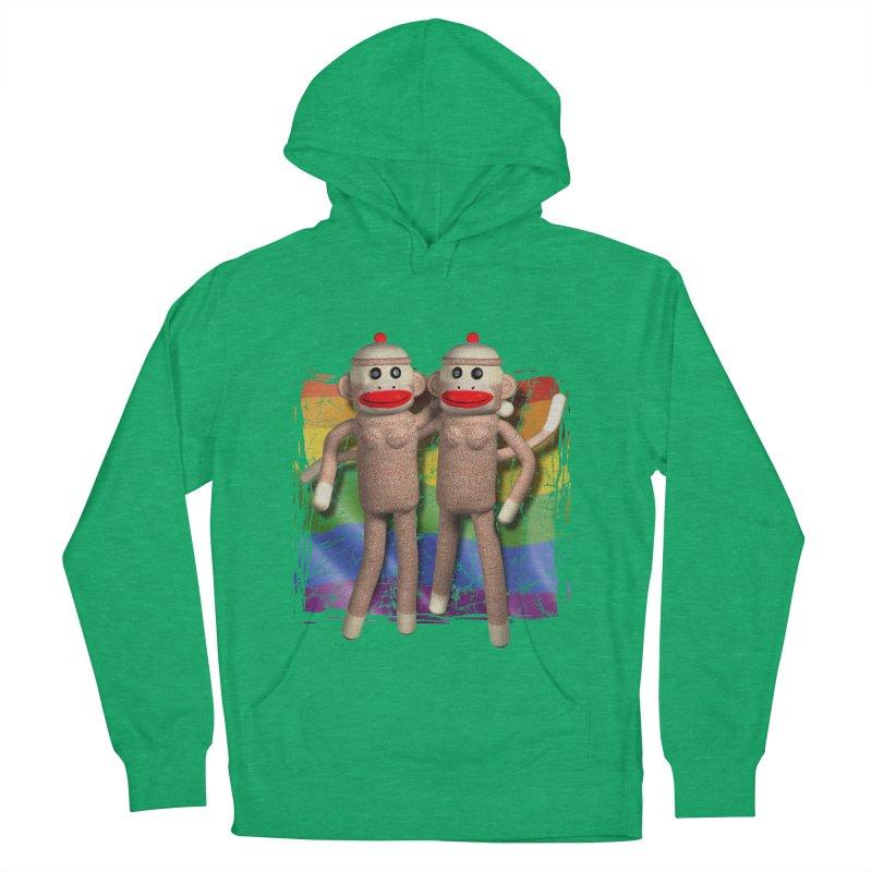 Girl Pride Men's Pullover Hoody by richgrote's Shop