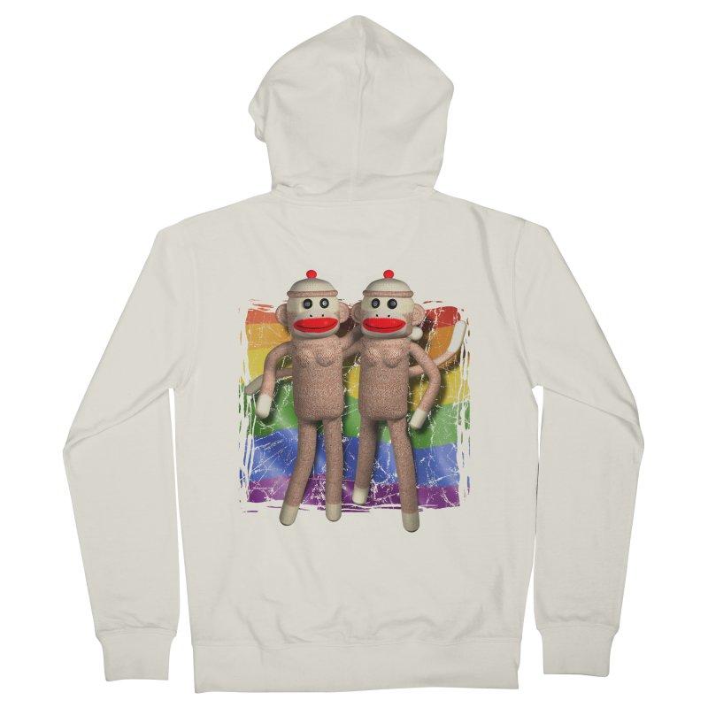 Girl Pride Women's Zip-Up Hoody by richgrote's Shop