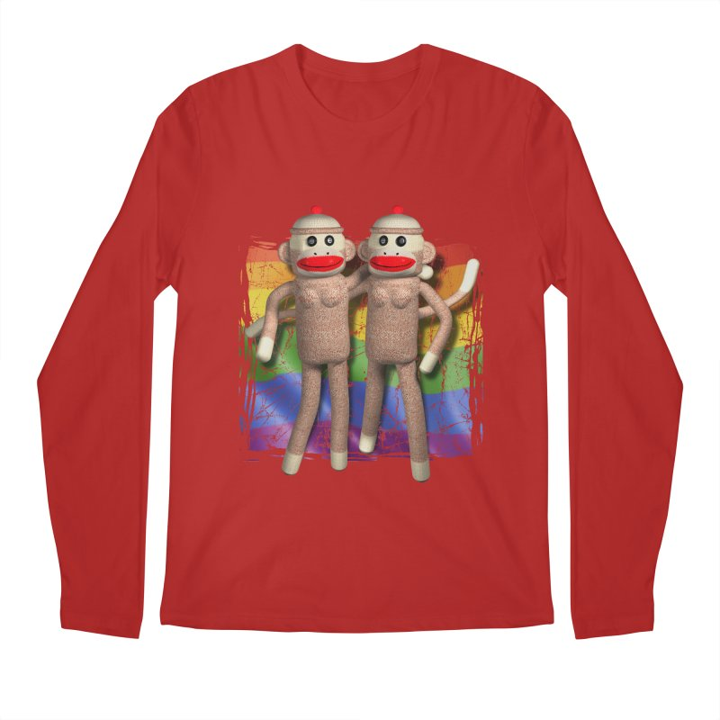 Girl Pride Men's Longsleeve T-Shirt by richgrote's Shop