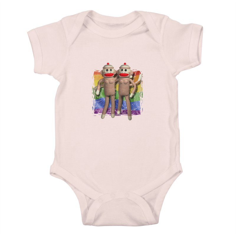 Girl Pride Kids Baby Bodysuit by richgrote's Shop
