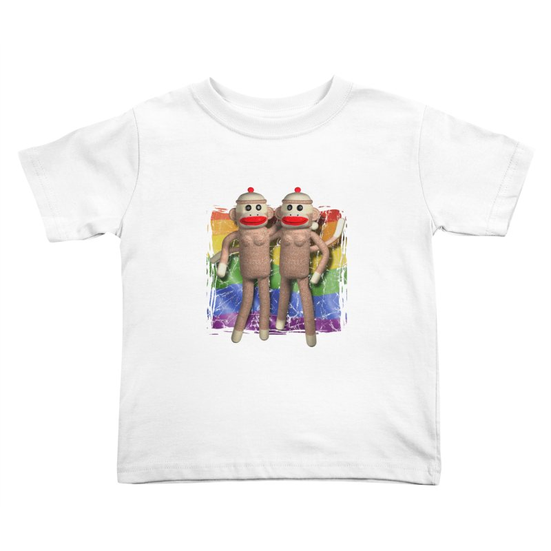 Girl Pride Kids Toddler T-Shirt by richgrote's Shop