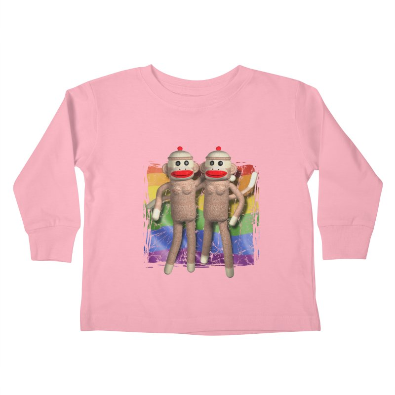Girl Pride Kids Toddler Longsleeve T-Shirt by richgrote's Shop