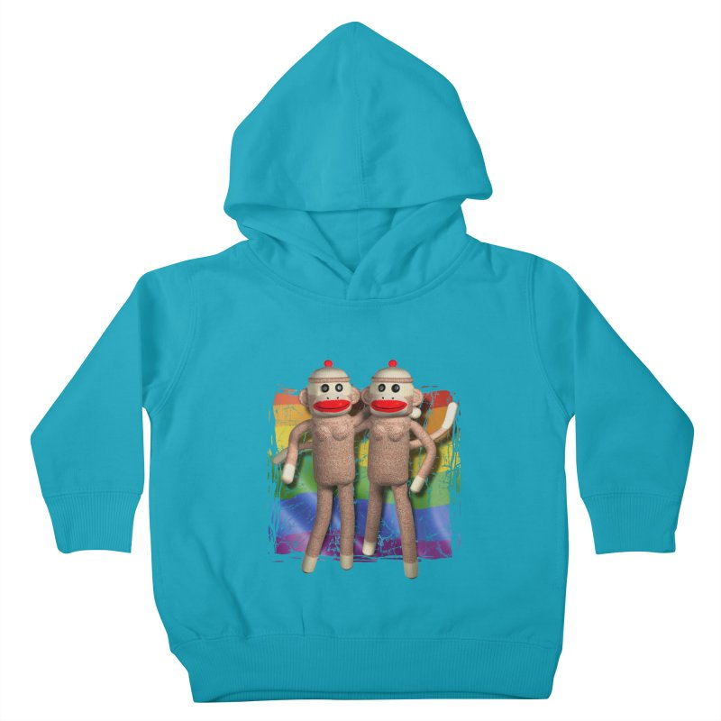 Girl Pride Kids Toddler Pullover Hoody by richgrote's Shop