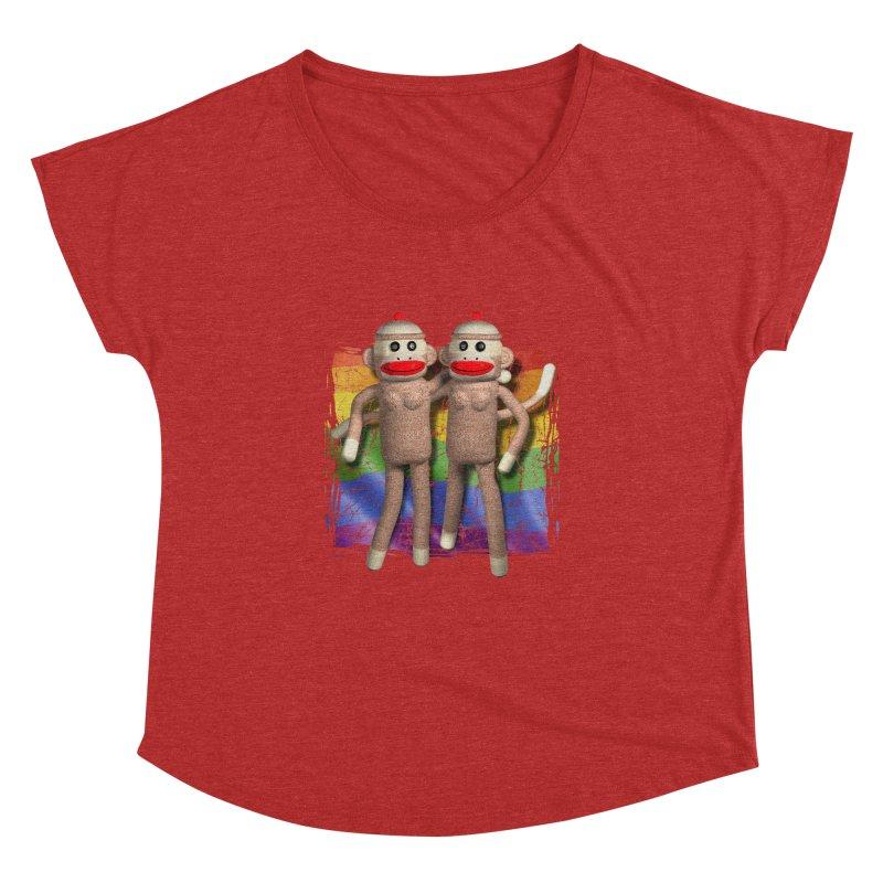 Girl Pride Women's Dolman by richgrote's Shop