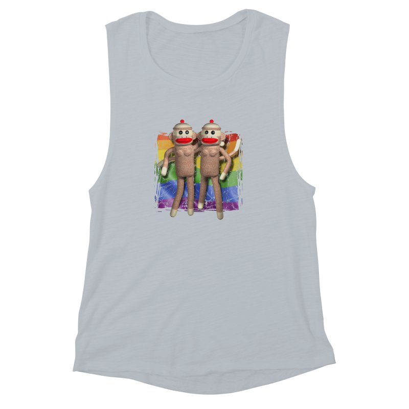 Girl Pride Women's Muscle Tank by richgrote's Shop
