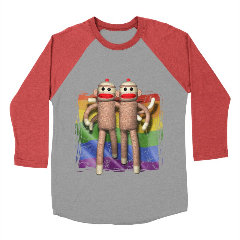 Guy Pride Women's Baseball Triblend T-Shirt by richgrote's Shop