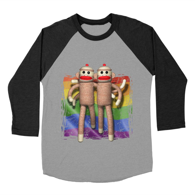Guy Pride Men's Baseball Triblend T-Shirt by richgrote's Shop