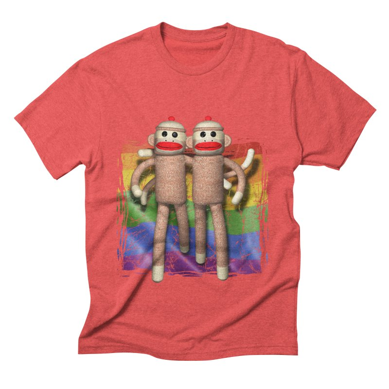 Guy Pride Men's Triblend T-shirt by richgrote's Shop