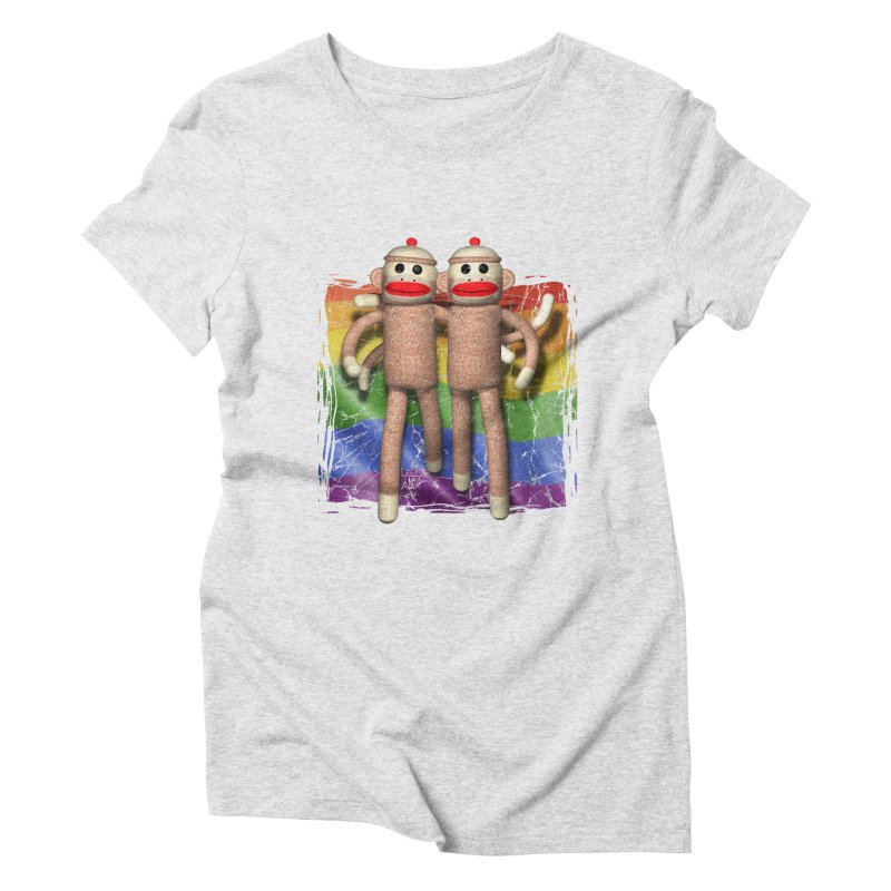Guy Pride Women's Triblend T-Shirt by richgrote's Shop