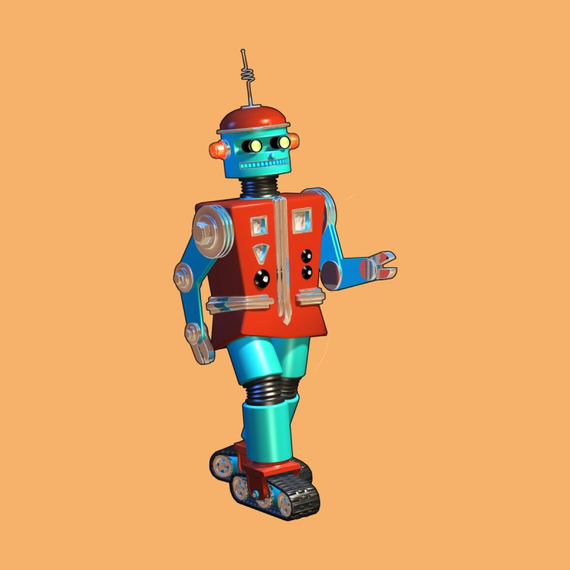 Robot Happiness None  by richgrote's Shop