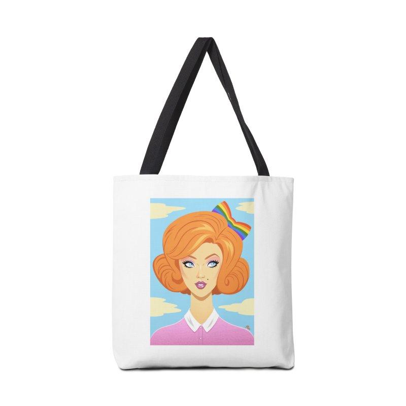 Rainbow Accessories Bag by richierick's Artist Shop