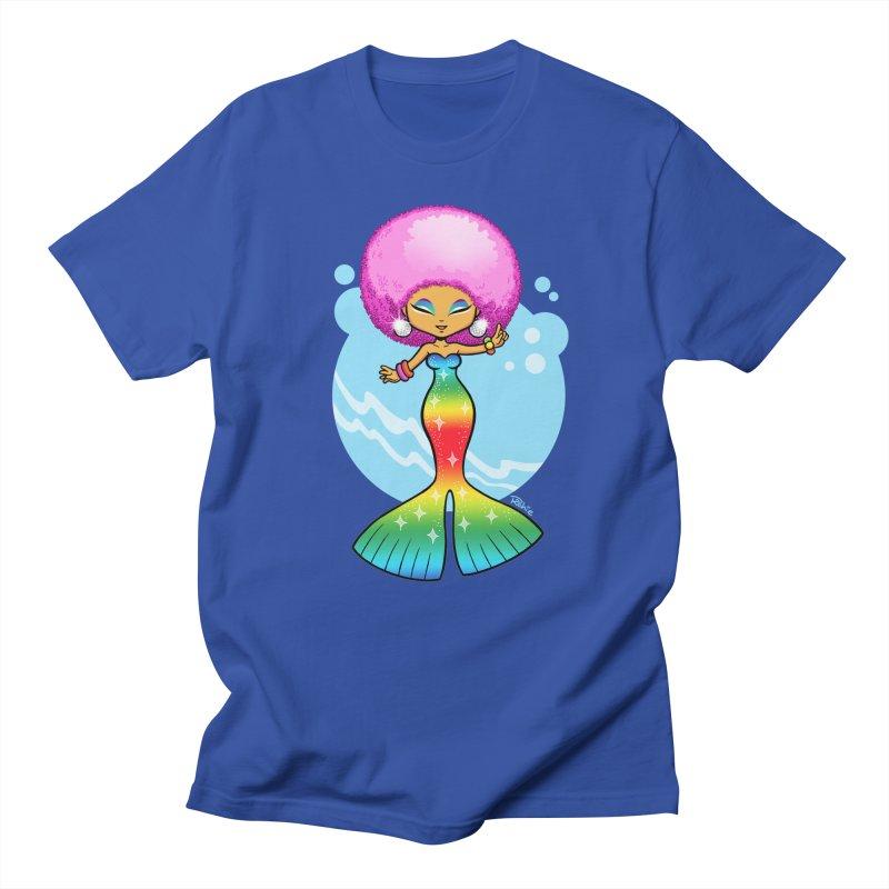 Deep Sea Diva Men's T-Shirt by richierick's Artist Shop