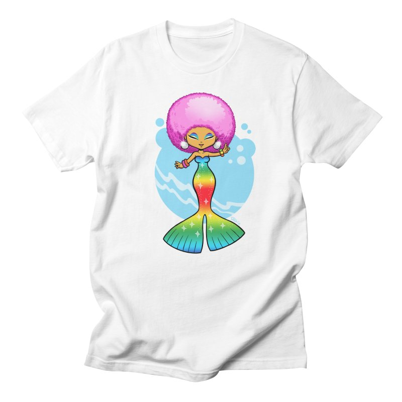 Deep Sea Diva Women's T-Shirt by richierick's Artist Shop